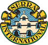 serra international logo